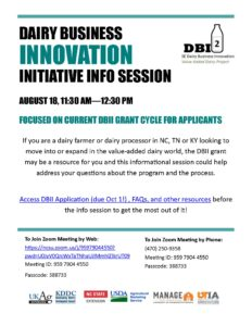 Cover photo for Information Session on DBII Grants